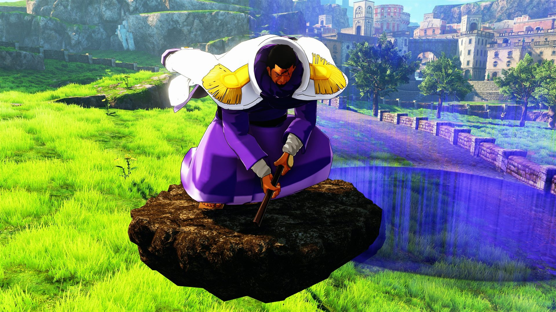 One Piece World Seeker's story trailer reveals 3 new characters
