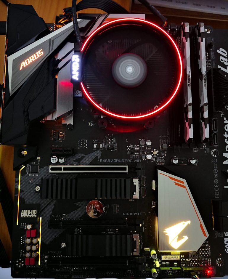Gigabyte B450 AORUS PRO WIFI Review - Performance and