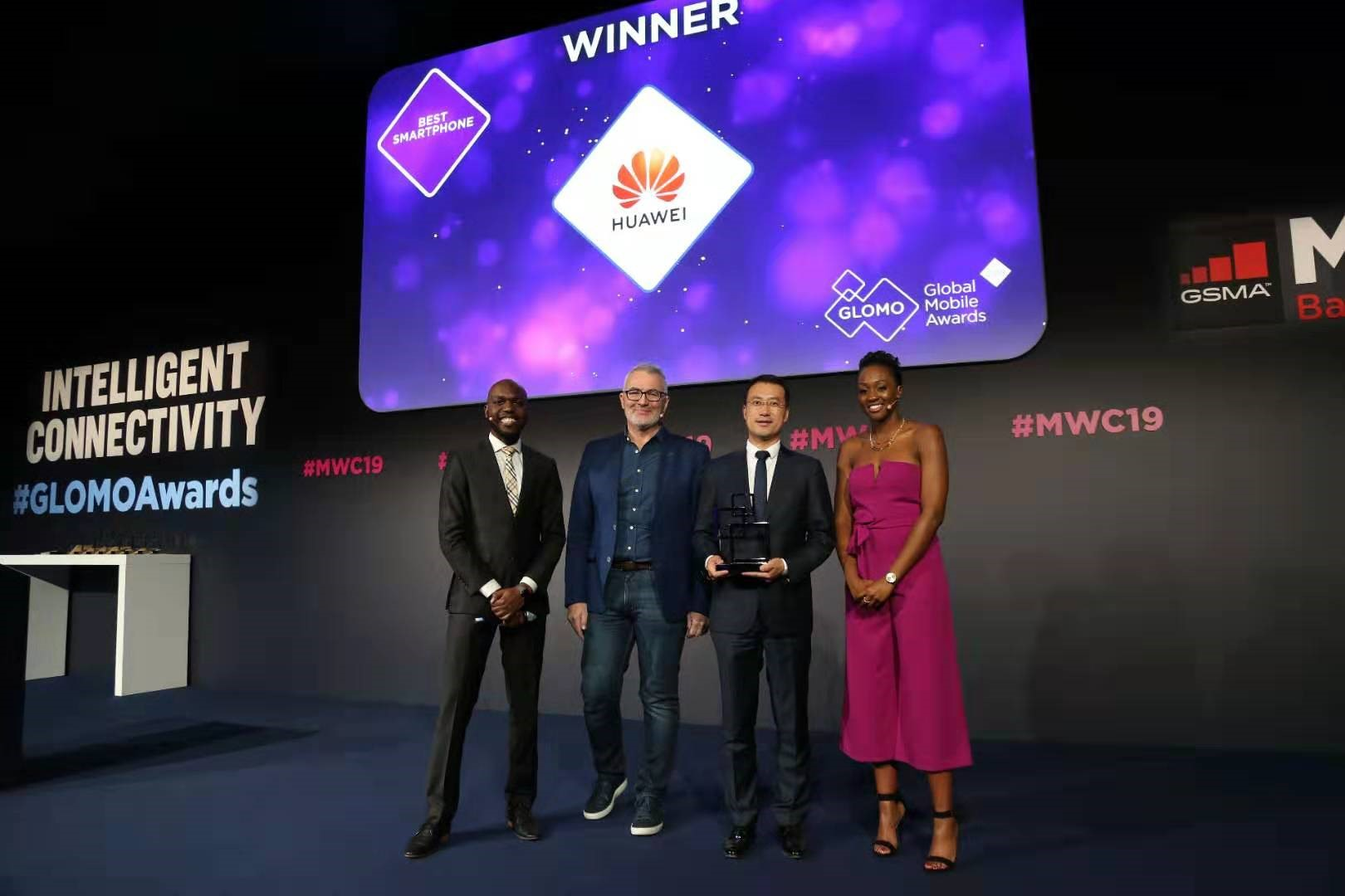 """HUAWEI Mate 20 Pro Wins it's first """"Best Smartphone"""" at MWC"""