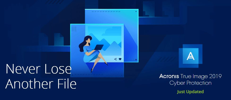 Review of Acronis True Image 2019 - Backup your data before it's too