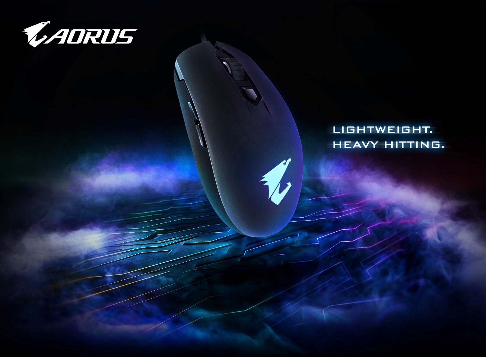 9215e52eafb Taipei, Taiwan, April 8th, 2019 – GIGABYTE, the world's leading premium  gaming hardware manufacturer, today announced the release of new AORUS  gaming gear, ...