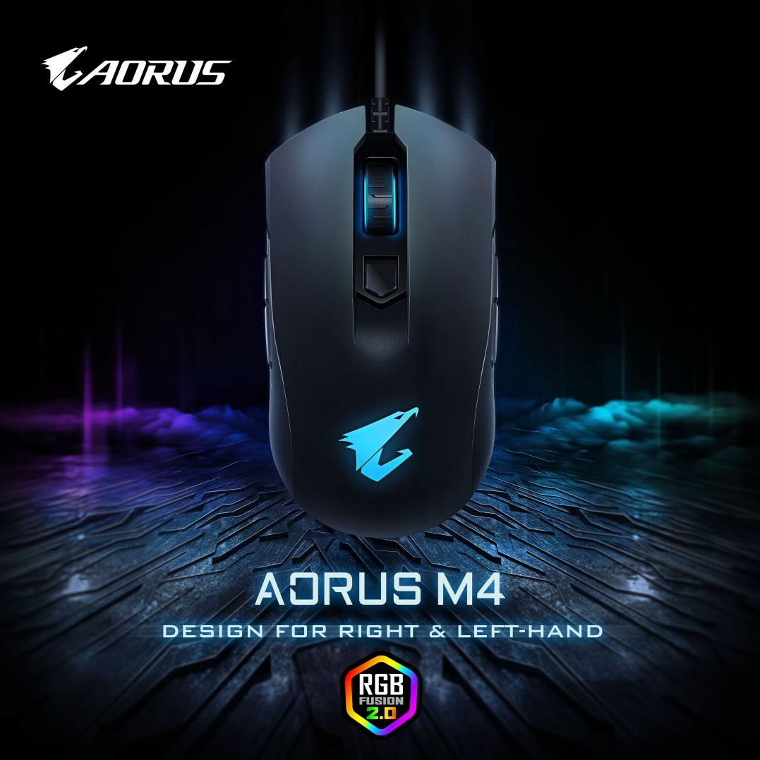 a8dd0494a02 Taipei, Taiwan, May 10th, 2019 – GIGABYTE, the world's leading premium  gaming hardware manufacturer, today announced the release of new AORUS  gaming gear, ...