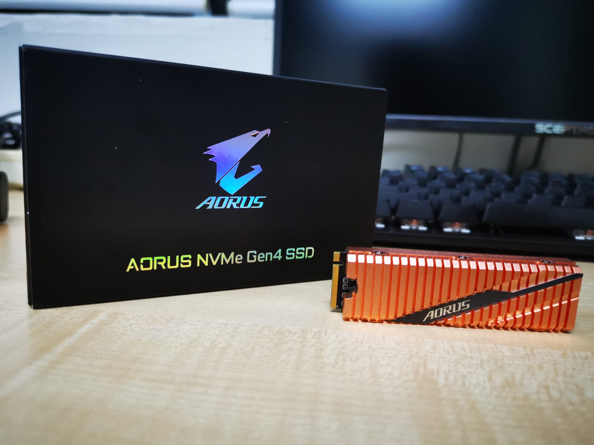 AORUS NVMe Gen4 SSD 1TB Review - Fast and Furious - The Tech