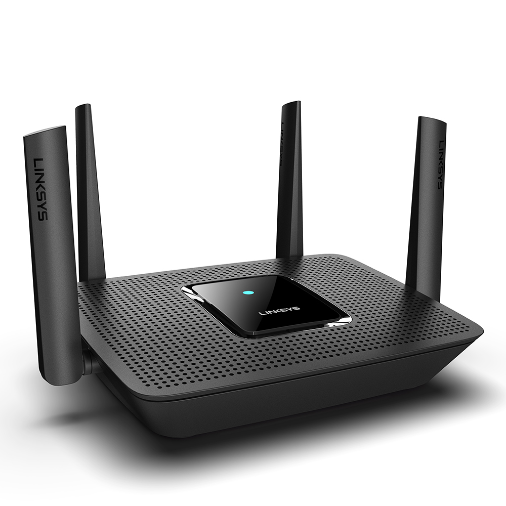 Linksys Boosts Mobile Gaming And Home Entertainment With The