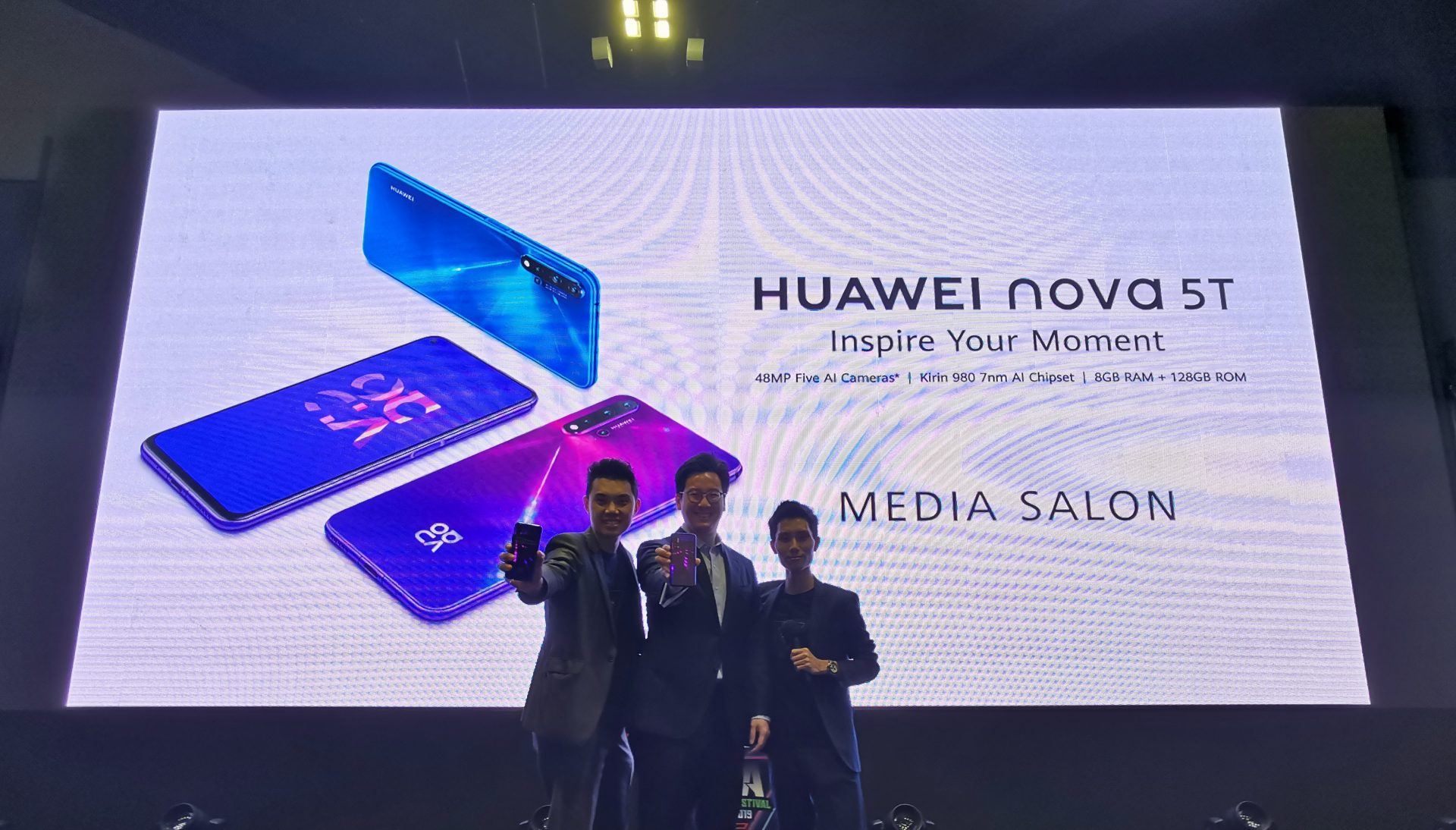 Huawei Nova 5t Unleashed In Singapore The Tech Revolutionist