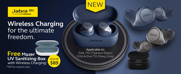 A True Wireless Experience Wireless Charging Variants Of Jabra Elite Active 75t And Elite 75t Now Available The Tech Revolutionist